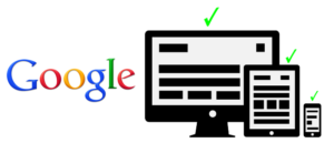 Responsive, mobile friendly, google approved